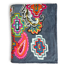 vera bradley home decor vera bradley throw blanket in painted medallions pillows