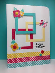 create a birthday card best 25 handmade birthday cards ideas on diy cards