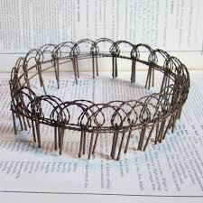 decorative garden edging fencing home outdoor decoration