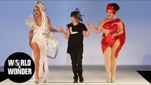 marcomarcoshow collection six 1 2 la style fashion week