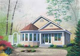 Open Floor Plan Country Homes 388 Best Cottages Images On Pinterest Small House Plans Cabin