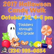 when does spirit halloween open halloween candywalk special events prattville alabama