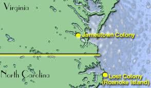 Jamestown Virginia Map What Happened Before 1877 By Jaylan Cage