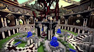 Mc Maps Mega Build Minecraft Spawn Map Download Cinematic 1080p