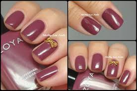zoya aubrey from naturel deux zoya pinterest nail polish