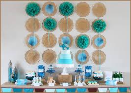interior design awesome wild safari blue baby shower decoration