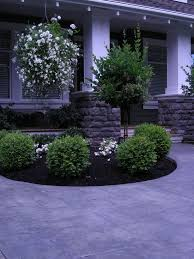 Simple Front Yard Landscaping Ideas This Massive Collection Of Photos Ideas And Simple Step By Step
