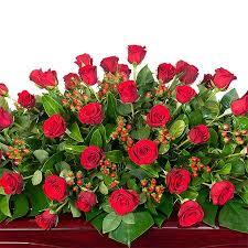 funeral casket funeral casket flowers roses