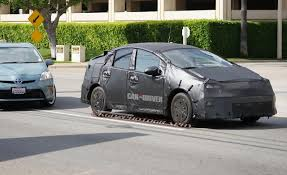toyoda car 2015 toyota prius spy photos u2013 news u2013 car and driver