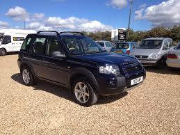 land rover freelander 2003 used land rover freelander and second hand land rover freelander