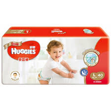 huggies gold huggies gold large 40 pcs