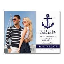 nautical save the date nautical save the date postcards whyrll
