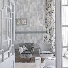 wallpaper designers designers guild marmorino wallpaper houseology