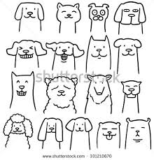 dog sketch stock images royalty free images u0026 vectors shutterstock