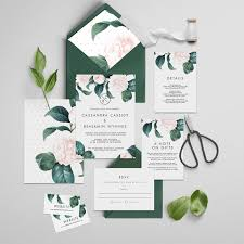 wedding invitation suites the best in etsy wedding invitation suites junebug weddings