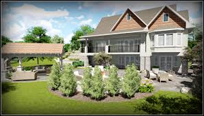 Outdoor Living Spaces Plans Outdoor Living For Your New Home Plan U2013 Part Two Houseplansblog