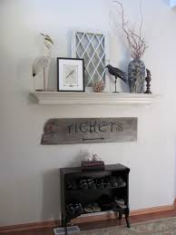 good mantle no fireplace part 9 fireplace makeover in hgtv room