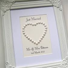 wedding gift photo frame ideal wedding present nanny g creative crafts and cakes