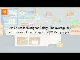 How Do Interior Designers Get Paid How Much Do Junior Interior Designers Make Youtube