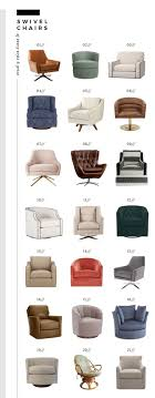 Comfort Chair Price Design Ideas Comfortable Swivel Chairs Of Every Style And Price Family Room