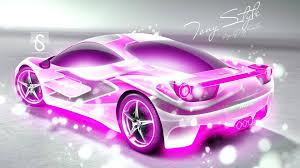 purple ferrari wallpaper pink ferrari wallpaper live car wallpaper