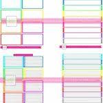 color coded calendar template free calendar template