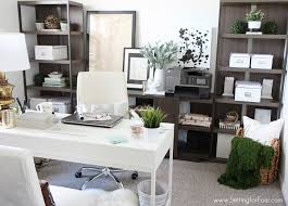 Affordable Home Office Desks Home Office Furniture Ideas With Storage Setting For Four