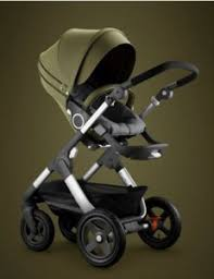 Rugged Stroller New For Autumn Stokke Style Kits Burgundy U0026 Olive Green The