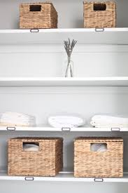 How To Organize A Small Bedroom by Tips For Organizing Linen Closet