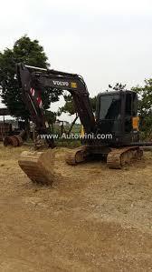 volvo group global volvo group korea used equipments 2015 volvo ec60e excavator 5t 8t