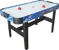 hockey time air hockey table amazon com playcraft sport 54 inch air hockey table air hockey
