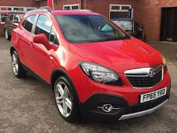 vauxhall mokka interior used 2015 vauxhall mokka se cdti s s for sale in staffordshire