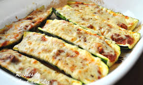 Dinners Ideas For Two Zucchini Stuffed With Bolognese And Cheese 2 Sisters Recipes By