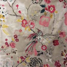 Chenille Upholstery Fabric Uk Linen With Birds Upholstery Fabric Uk Edinburgh Weavers Wonderland