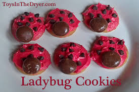 ladybug cookies easy ladybug cookies
