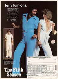 terry cloth jumpsuit terry cloth jumpsuits vintage menswear adverts advertising