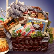 Diabetic Gift Basket Gift Baskets From Aagiftsandbaskets Com