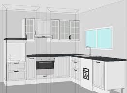 plan cuisine ikea ikea angle cuisine cuisine en image