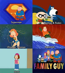 Funny Memes Family Guy - pin by uriel alcantar on super heroes pinterest memes family
