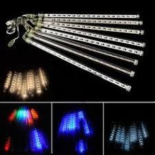 30 led lights 60cm meteor rain light christmas ornament light
