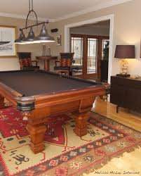 Formal Livingroom by Pool Table In Formal Living Room Carameloffers