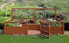 Creative Vegetable Gardens by Unique Backyard Vegetable Garden Design Vegetable Garden Design