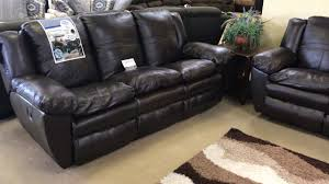 Sofas Made In The Usa by Catnapper 419 Italian Top Grain Leather Reclining Sofa Love Seat