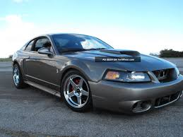 2000 Ford Gt 2000 Ford Mustang V6 Parts Car Autos Gallery