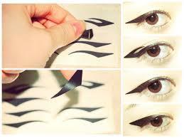 halloween makeup stickers peel off eye makeup images