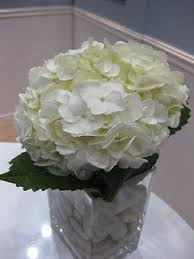 Hydrangea Centerpiece Diy Chic But Simple Hydrangea Centerpiece