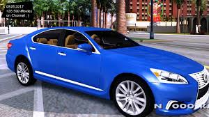 youtube lexus ls 460 lexus ls 460 interior new enb top speed test gta mod future youtube