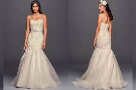 wedding dress type the best wedding dress for your type reader s digest