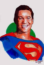 superman christopher reeve dean cain