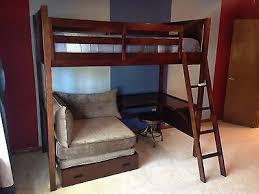 Bunk Beds With Built In Desk Loft Bed With Built In Desk Design Decoration